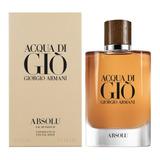 Armani Acqua Di Gio Homme Absolu Edp 125 Ml. Pidoperfumes