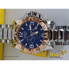 ea3b4e849c3 Invicta Excursion Reserve 10889 Duo Original - Grande 50mm · R  1.390. 12x  R  115 sem juros