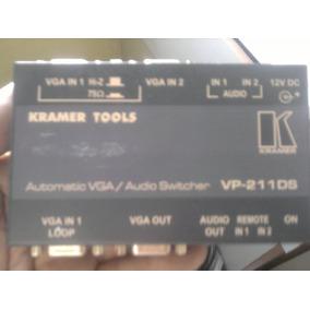 Switch Automatic Vga Vp-211ds Kramer