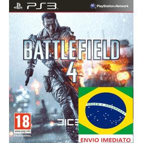 Battlefield 4 Portugues Ps3 Psn - Midia Digital