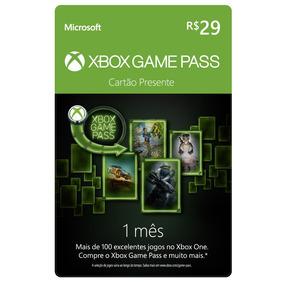 Xbox Game Pass 1 Mês