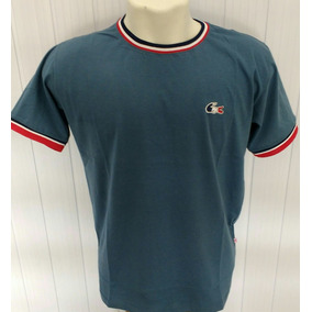 b97da32118 Camisa Lacoste - Camisa Masculino no Mercado Livre Brasil