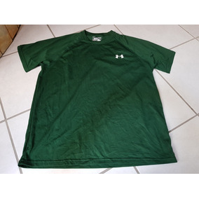 60c710de5212c Playeras Under Armour Verde en Mercado Libre México