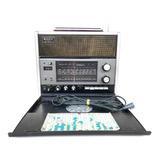 Rádio Antigo Sony Modelo: Crf-160.
