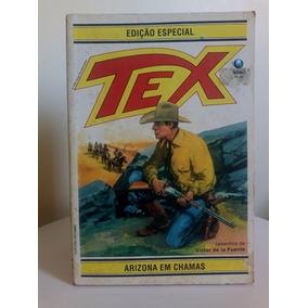 Gibi Antigo Revista Em Quadrinho Tex Ano 1995