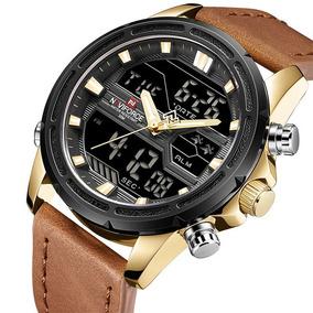 9b649c09255 Relogio Brown Goer Gold Style - Joias e Relógios no Mercado Livre Brasil