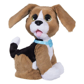 Hasbro Fur Real Berny, El Beagle Parlanchin
