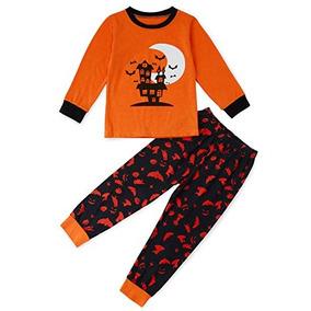 Loveternal Halloween Bat Elf Ropa De Dormir Para Ninos, Nina