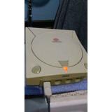 Dreamcast Original,con Dos Controles Una Memoria Y Un Demo