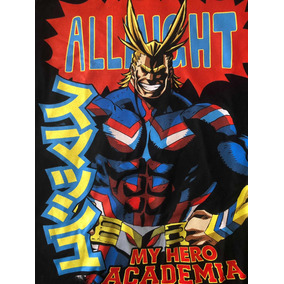 Playera My Hero Academia All Might Hot Topic Ex