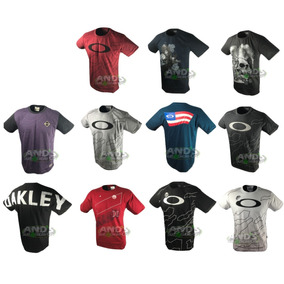 Kit 10 Camisetas Oakley Mcd Lost Atacado Revenda 70a40ababea