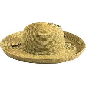 Sombrero Tipo Pava Grande - Sombreros para Mujer en Mercado Libre ... 798a1199664