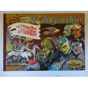 Flash Gordon! Vol 5! Os Proscritos E O Tirano De Mongo! Ebal