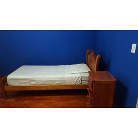 Juego De Dormitorio Madera Paraiso Todo Para Tu Dormitorio En