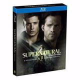 Box Supernatural 11ª Temporada (4 Blu-rays) - Original