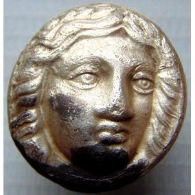 Moeda Grega Tetradracma Maussollos - 377-355 Ac- Ref. C2194