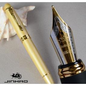 Caneta Tinteiro Jinhao X450 Luxo Preta - Oferta