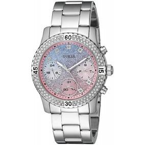Relogio Guess Feminino Prata - Relógio Guess Feminino no Mercado ... a0234d3031