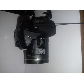Câmera Semi Profissional Nikon P600