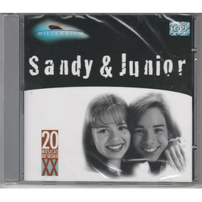 Sandy E Junior - Cd Millennium - Lacrado!