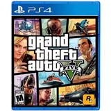 ..:: Gta Grand Theft Auto V ::. Para Ps4 En Gamewow