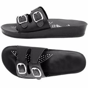 4932cebbb3 Pittol Calcados Masculino Sandalias - Sapatos para Feminino no ...