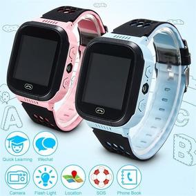 Smartwatch Kids Sos Touch Camara + Chip Incluido Configurado
