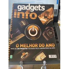 Revista Info Gadgets 250 Produtos Testados Laboratório Info