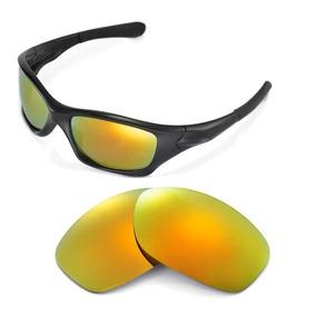 Óculos Dark Gold Oakley Lindo!! De Sol - Óculos no Mercado Livre Brasil 526a77d5c6