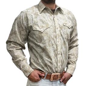 Camisa Elegante Vaquera Para Caballero De Rodeo Carte