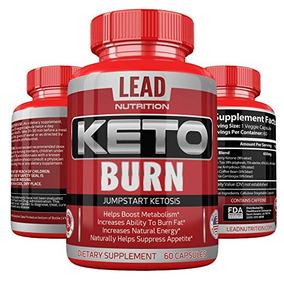 Keto Burn Píldoras De La Dieta Para Bajar De Peso - Jumpstar