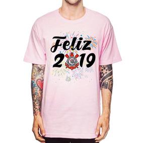 e5697f29e8 Camiseta Corinthians Rosa Tamanho Gg - Camisetas Manga Curta no ...