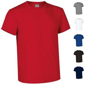 Camisetas Unicolor Algodon Niños - Ropa y Accesorios en Mercado ... 27578df428c
