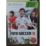 Fifa Soccer 11 Para Xbox 360