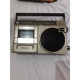 Radio Antigo Panasonic Modelo -1274 Funcionando