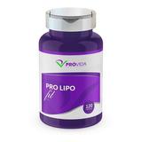Emagrecedor Natural Pro Lipo Fit
