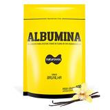 Albumina Naturovos (500g) Sabores - Pura 100% Original