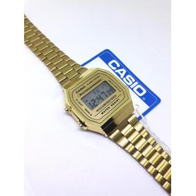 b202f8eecae8 Reloj Casio Dorado Mujer Barato De Pulsera Hombre - Reloj de Pulsera ...