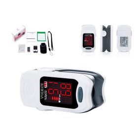 Oxímetro De Pulso, Finger Tip Monitor De Oxigenación Spo2