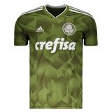 Camisa Original Palmeiras 2018 Modelo 3
