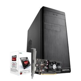 Pc Gamer Amd 3.9ghz, Geforce 2gb 1030 Gt, 8gb, 1tb, Pro