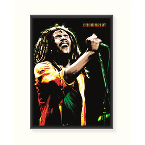 Pôster Bob Marley - Médio