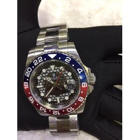0cd113228da Relógio Gmt Ii Bamford 2 Anos Garantia C frere 12x S juros