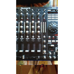 Mixer Numark Fx 5000 Profissional 5 Canais Sem Detalhes