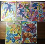Recortables X-men