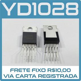 2 Pçs Ci Yd1028 | Yd 1028 Original - Saída De Som Multilaser