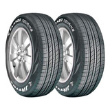 Paquete 2 Llantas 215/60 R17 Jk Tyre Elanzo Touring Ln 95h