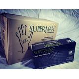 Supermax Luva Preta M/g 1.000 Unids, Barato