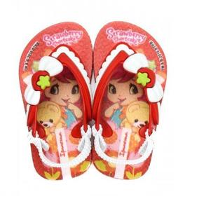 312ccffa7 Chinelo Infantil Moranguinho Bubble Ipanema Chinelos - Sandálias e Chinelos  no Mercado Livre Brasil