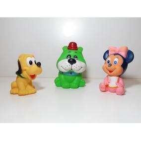 Juguetes De Goma Para Bebés. Colección Disney.
